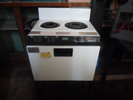 Baby belling electric cooker