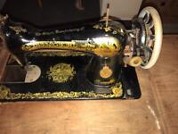 Singer sewing machine *Vintage*