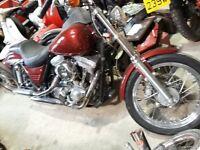 Harley Davidson FX RS 1991