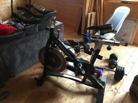 Nordic Track GX 5.1 Indoor spin bike