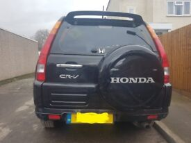 Honda CR-V 2.0 i-VTEC Executive 5dr