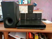 Sony home theatre DVD system