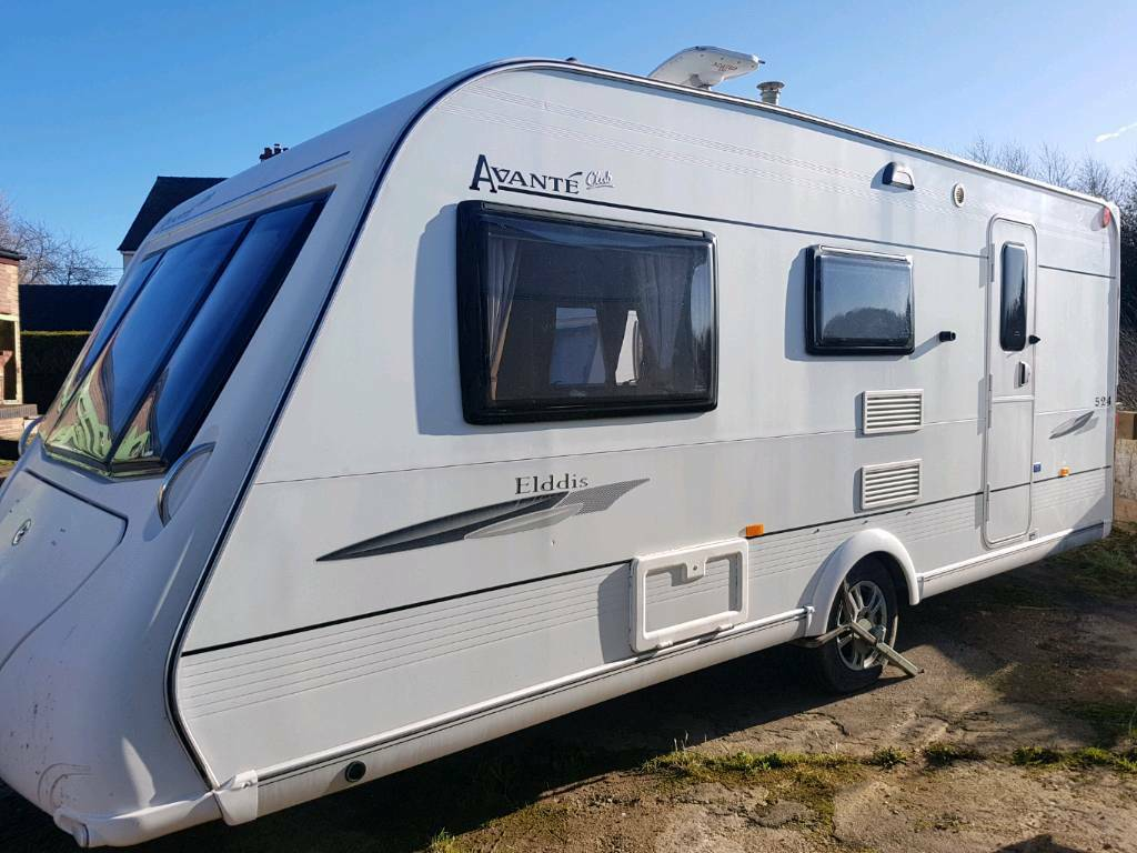 Private Touring Caravans For Sale