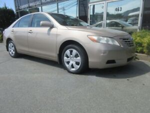 2009 Toyota Camry LE W/ AC PWR GROUP CRUISE STEERING WHEEL CONTR