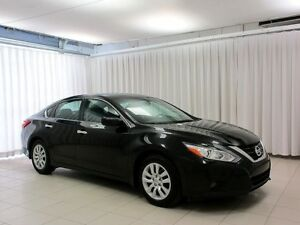 2016 Nissan Altima 2.5S SEDAN w/ PUSH BUTTON START, CRUISE CONTR