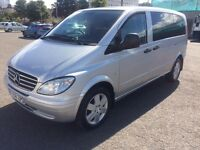 2008 MERCEDES BENZ VITO 111 2.2 DULINER COMPACT ONLY 87000 MILES !!!!!!