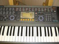 Casio ctk 601 keyboard