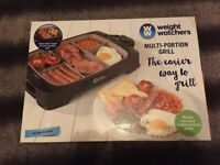 Multi portion grill by Weight Watchers. BNIB