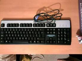 HP Keyboard KB-0136 PS2