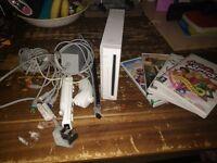Nintendo Wii (White-Used)