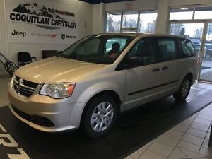 2016 Dodge Grand Caravan CVP Loaded