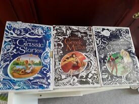 Book Sets by Usborne for children