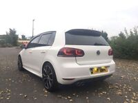 2010 60 PLATE VW GOLF 1.6 TDI S BLUEMOTION 5 DOOR FREE ROAD TAX WHITE HPI CLEAR ***BARGAIN***