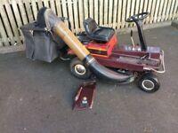 Lawnflite Classic 830 Barrus Ride-on Lawnmower