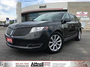 2013 Lincoln MKT. Smart Key, Driver Memory, A/C Seats.