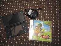 Nintendo DS with Zelda