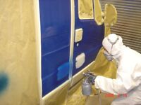 Automotive Refinishers- Car and Commercial Spray Painters