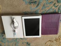 Apple I Pad 2. 32gb. Wifi. In White.