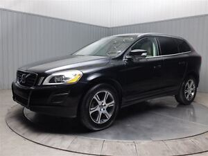 2013 Volvo XC60 AWD T6 CUIR TOIT PANO TV/DVD MAGS