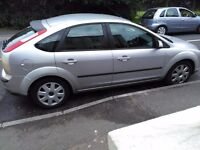 2007 56plate focus 1.4 drives good 5 mnth mot