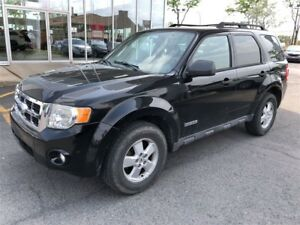 2008 Ford Escape XLT *AIR CLIMATISE, CRUISE CONTROL*