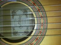 Guitar for sale.accoustic. classic.