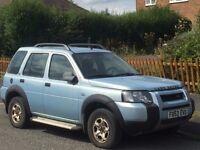 Land rover Freelander 2. 0 TD4 FACTORY LHD LEFT HAND DRIVE