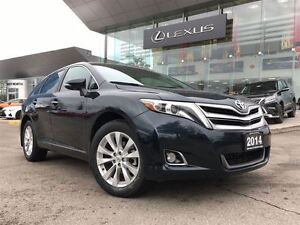 2014 Toyota Venza Navi AWD Leather Sunroof Back Up Cam Bluetooth