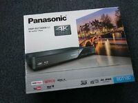 Panasonic smart blu-ray player (brand new) 3D & 4K Ultra HD upscaling