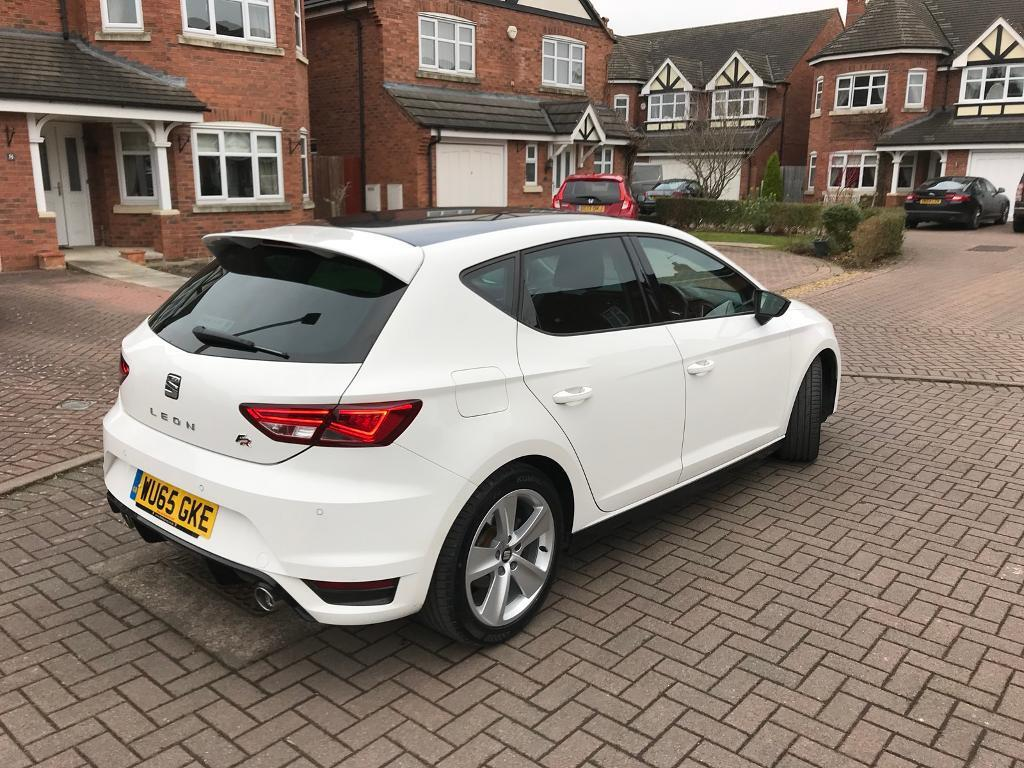 Seat Leon FR 184 Tech Pack Special Edition
