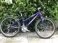 MX24, Ridgeback, Girls Bicycle, for sale.