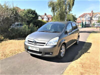 7 Seater -- 2007 Toyota Corolla Verso 1.8 -- Part Exchange Welcome -- Drives Good