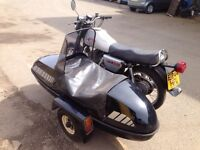 Sidecar wanted to suit MZ Motorcycle