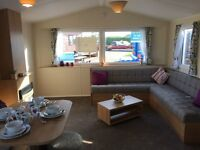 BUY NOW - PAY LATER - 2017 MODEL HOLIDAY HOME - UNDER £30K FOR BRAND NEW!!! - FREE PITCH FEES 2017
