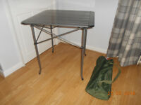 eurohike compact camping table