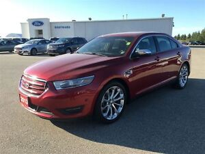 2013 Ford Taurus Limited AWD, Leather