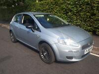 2008 Fiat Punto 1.2 FSH 12M MOT! Cheap reliable bargain!
