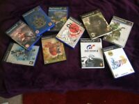 Playstation 2 Games (Shadow of the Colossus, God of War, Kingdom Hearts and More)