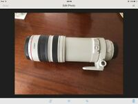 Used canon 100-400 L IS Excellent Condition