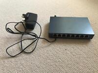 TP-Link 8 port gigabit switch
