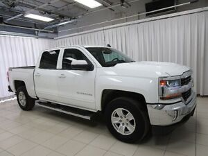 2018 Chevrolet Silverado 1500 LT 4x4 CREW CAB 4DR 6PASS NOW ONLY