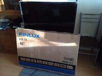 """40"""" Finlux Smart LED Full HD TV + aerial"""
