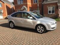 2007 FORD FOCUS 1.6, MOT FULL 12 MOTHS, EXCELLENT CONDITION, HPI CLEAR