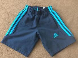 Toddler boys Adidas Shorts ex con age 2-3