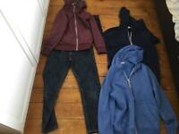 Bundle of boys clothes age 10/11