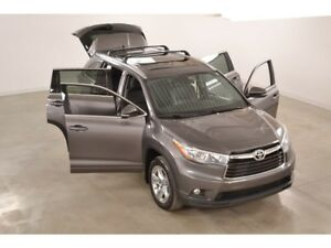 2016 Toyota Highlander Limited GPS*JBL*Cuir*Toit Panoramique* 7