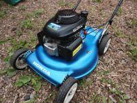 21 inch Honda Petrol Lawnmower.