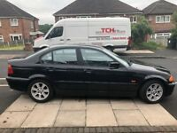 Bmw 316 4dr petrol black car for sale