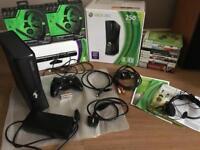 Xbox 360 S with Kinect Bundle
