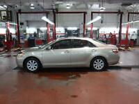 2007 Toyota Camry XLE + CUIR MOONROOF-LEATHER-HEATED SEATS-LOW K